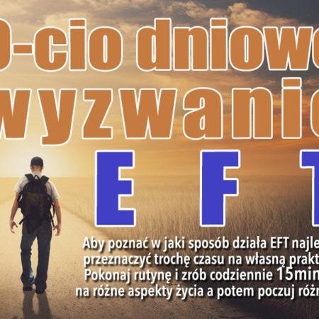 9-cio dniowe wyzwanie EFT